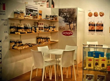 Favellato  pasta factory is at Anuga in Koln, one of the most important exhibition in the world for food and beverage